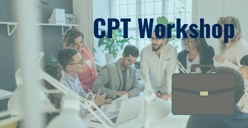 CPT Workshop Header